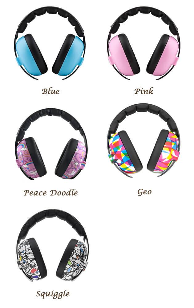 04e9930181 Baby Banz Hearing Protection Earmuffs
